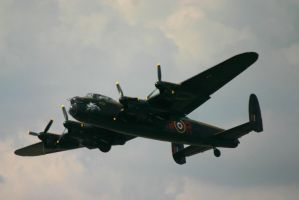 BBMF LANC FLYING PASSED 7 by Sceptre63