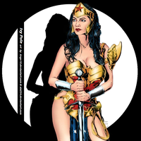 Ivy95 IS Wonder Woman By Ange10 alx234 mcolon93 by zenx007