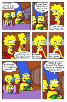Simpsons Comic Page 20 by silentmike86