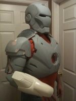 some sort of armor by TIMECON