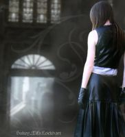 Tifa at Church by sukeyfpt