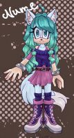 New Character: Nume by AeternumLuminis