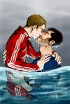 STEREK pool scene twist by Slashpalooza