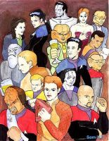 DS9 group by ares322