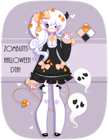 OPEN: Halloween DTA! by Zombutts
