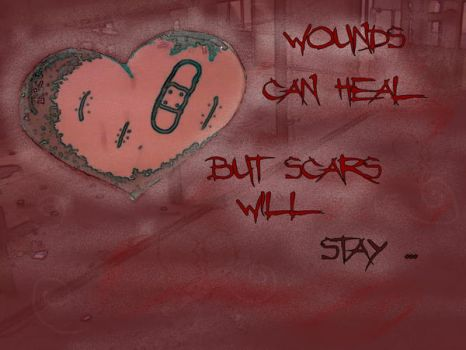 Wounds.. by floh-90