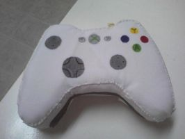 Plush 360 Controller by SarahRuthless