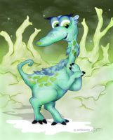 POLAK dinosaure for kids by LOULOUGSTP