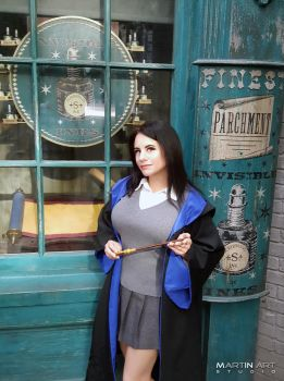 Ravenclaw Student by HeatherAfterCosplay