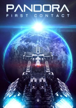 Pandora first contact alternate cover by soheil