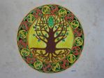 My tree of life by Lepidodendron