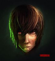 Light Yagami by EmilianoHC