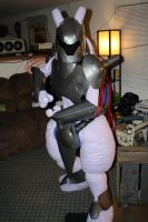Mewtwo Armor Fitting 5 by masterdito