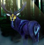 The Stag Prince by Oriwhitedeer