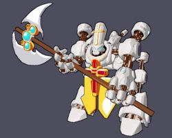 priest mech toony by cheesyniblets