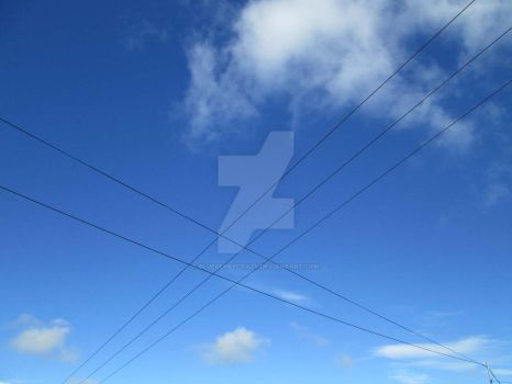 Its a beautiful day to get your wires crossed by BlueberryCrazy
