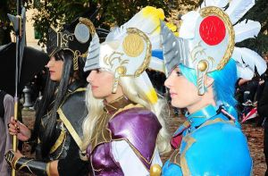 Valkyrie Profile Cosplay 2 by shafry