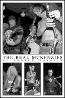 Real McKenzies @ 202 by hoshq