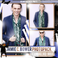 +Photopack png de Jamie Campbell Bower. by MarEditions1