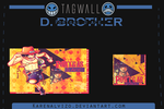 Tagwall D. Brother by KarenAlvizo