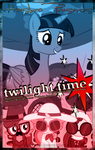 MLP : Twilight Time - Movie Poster by pims1978