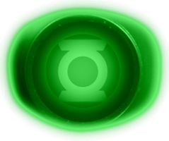 Green Lantern Ring test 4 by KalEl7