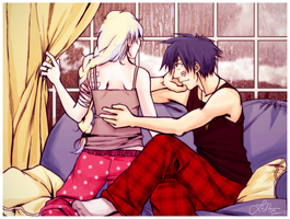 TTGL: After the Battle by cafe-lalonde
