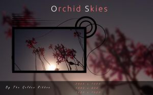 Orchid Skies by Golden-Ribbon