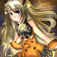 SeeU Vocaloid 3 by ciripahn