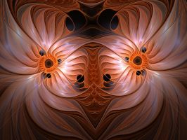 Fractal With Background 95 by Variety-Stock
