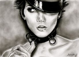 Halle Berry by Frenchtouch29