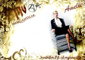 The Morganville Founder by Darknessunderthemoon