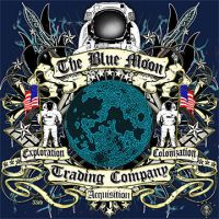THE BLUE MOON TRADING CO. by GUS314159265