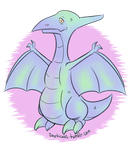 pasteldactyl by o-Sparticaus-o