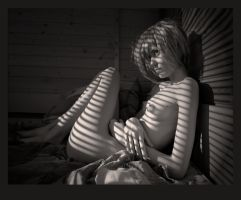 striped mood by photoport