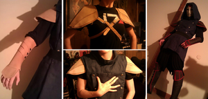Amon Costume Wip by gpfunk