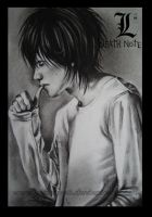 L-Death Note by sheeroo3