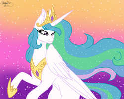 Princess Celestia by Minty25