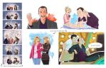 Sketchdump: Doctor Who Edition III by Pretty-Angel