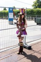 League of Legends Cosplay - Caitlyn on the case! by KawaiiTine
