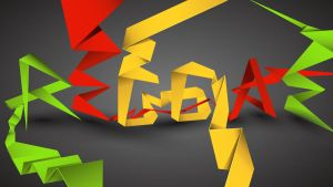 Reggae Origami - Wallpaper by mostpato