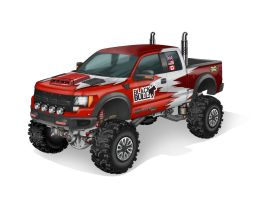 Ford F150 pimped-up DesignMasters by Samholy