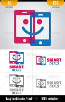 Small Deals - Logo Template by doghead