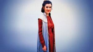 Carrie Fisher Princess Leia XXVI by Dave-Daring