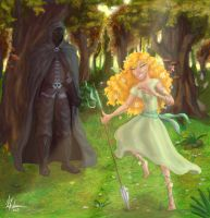 Forest dance by Morloth88