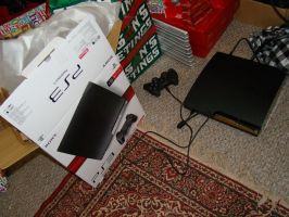 PS3 by stephuhnoids