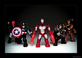 Marvel Series 2 by AmbientExposures
