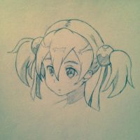 Silica from Sword Art Online by JellyfishNoodle