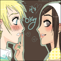 4ichigopop__it's okay by danielly