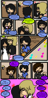 .Let it Be - Comic. by MadiYasha
